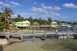 Great Guana Cay, Abaco Islands, Bahamas, West Indies, Central Americaの写真素材 [FYI03812436]