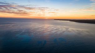 Aerial image of Tor Bay, Paignton, Devon, England, United Kingdom, Europeの写真素材 [FYI03813121]