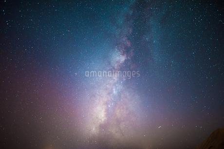 天の川の写真素材 [FYI03813530]