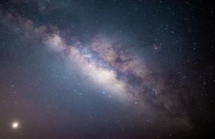 天の川の写真素材 [FYI03813555]
