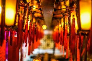 香港・文武廟の写真素材 [FYI03813870]