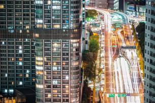 シーサイドトップ(世界貿易センタービルの展望台)からの風景の写真素材 [FYI03813941]