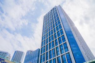 二子玉川の高層ビル群のイメージの写真素材 [FYI03814021]