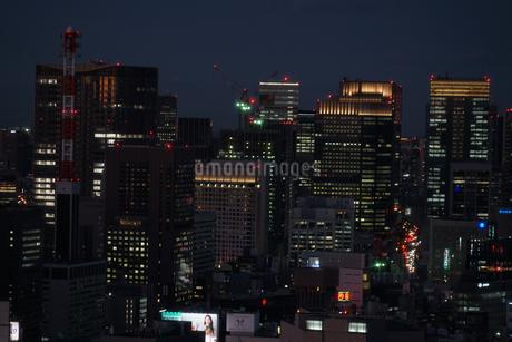 シーサイドトップ(世界貿易センタービルの展望台)からの風景の写真素材 [FYI03814079]