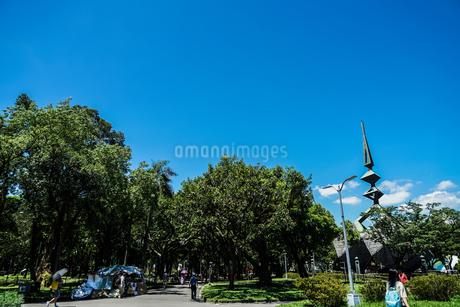 228和平公園(台湾・台北)の写真素材 [FYI03814199]