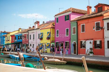 イタリア ムラーノ島 ヴェネチアの写真素材 [FYI03814703]