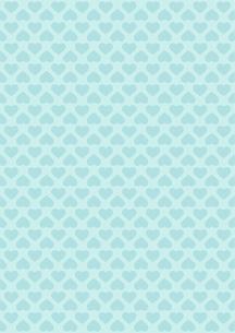 小さなハートの背景イメージ(縦)のイラスト素材 [FYI03815240]