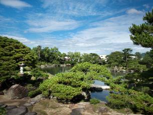 和歌山県海南市 琴ノ浦温山荘園の写真素材 [FYI03815507]