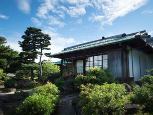和歌山県海南市 琴ノ浦温山荘園の写真素材 [FYI03815508]