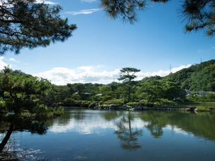 和歌山県海南市 琴ノ浦温山荘園の写真素材 [FYI03815510]