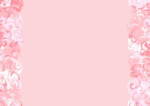 マーブル模様の背景イメージのイラスト素材 [FYI03815846]