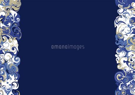 マーブル模様の背景イメージのイラスト素材 [FYI03815849]