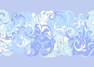 マーブル模様の背景イメージのイラスト素材 [FYI03815850]