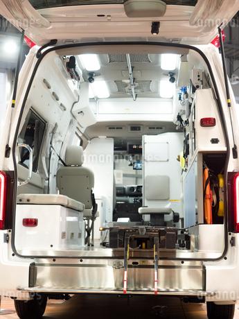 救急車の写真素材 [FYI03816096]