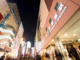 東京都 秋葉原駅の写真素材 [FYI03816237]