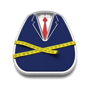 体重計(男性用)のイラスト素材 [FYI03816774]