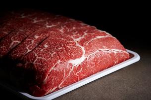 牛肉の写真素材 [FYI03816992]