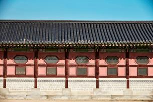 韓国の建物の写真素材 [FYI03817011]