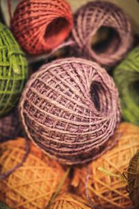 毛糸の写真素材 [FYI03817096]