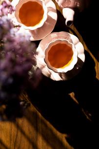 紅茶 ティータイムの写真素材 [FYI03818101]