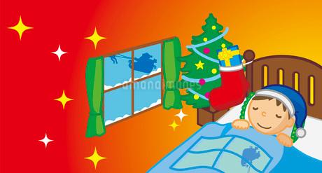 クリスマスのイラスト素材 [FYI03820127]