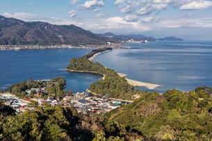 天橋立、日本の風景の写真素材 [FYI03820228]
