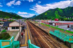 東海旅客鉄道(JR東海)紀勢本線 三瀬谷駅の写真素材 [FYI03820892]