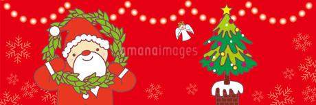 クリスマスのイラスト素材 [FYI03821242]