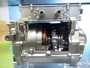 EV用トランスミッションの写真素材 [FYI03821667]