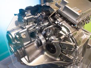 EV用トランスミッションの写真素材 [FYI03821668]