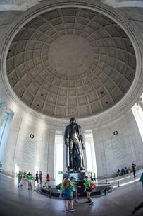 トーマス・ジェファーソン記念館の写真素材 [FYI03821674]