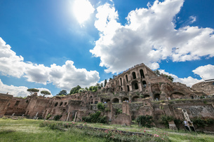 ローマ フェロロマーノの写真素材 [FYI03821734]