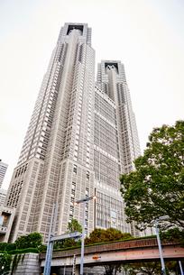 東京都庁の写真素材 [FYI03821798]