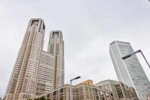 東京都庁の写真素材 [FYI03821812]