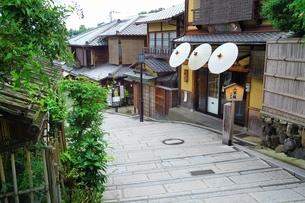京都 二寧坂 (二年坂)の写真素材 [FYI03822295]
