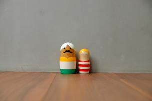 夫婦人形の写真素材 [FYI03822832]