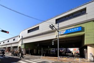 千歳船橋駅の写真素材 [FYI03822936]