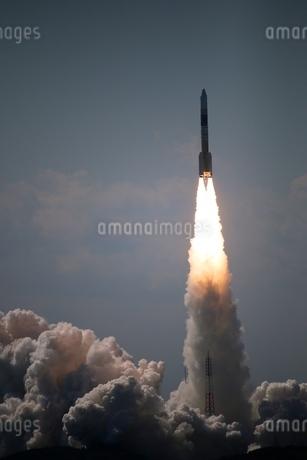 ロケット打ち上げ 種子島の写真素材 [FYI03823538]