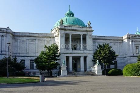 東京国立博物館の表慶館の写真素材 [FYI03823630]
