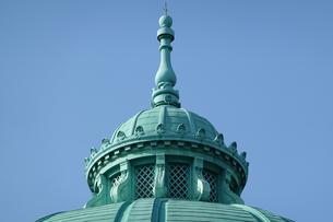 表慶館のドーム尖端(東京国立博物館)の写真素材 [FYI03823633]