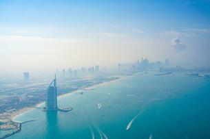 ドバイ(アラブ首長国連邦)の都市風景の写真素材 [FYI03824500]