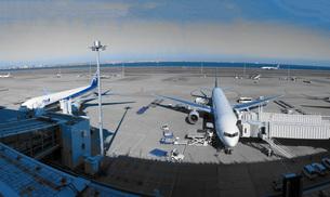 空港イメージの写真素材 [FYI03824509]