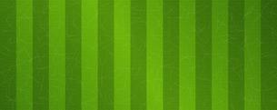 緑の縦縞背景 伝統模様入り(和紙テクスチャ)のイラスト素材 [FYI03825210]