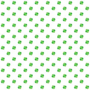 クローバー パターン模様のイラスト素材 [FYI03825266]