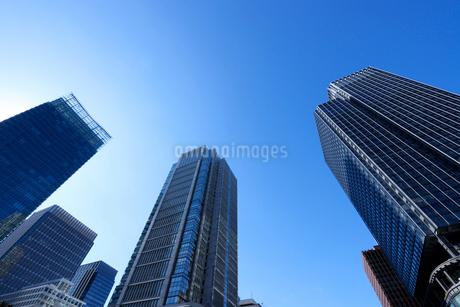丸ビルと新丸ビルの写真素材 [FYI03825267]