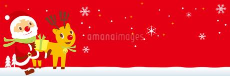 クリスマスのイラスト素材 [FYI03825326]