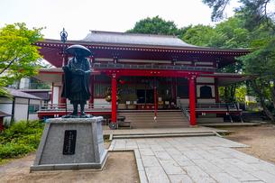 草津温泉の光泉寺の写真素材 [FYI03825981]
