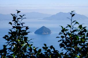 瀬戸内海の島の写真素材 [FYI03826162]