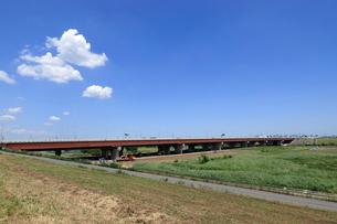 笹目橋の写真素材 [FYI03826576]