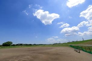 野球場の写真素材 [FYI03826578]